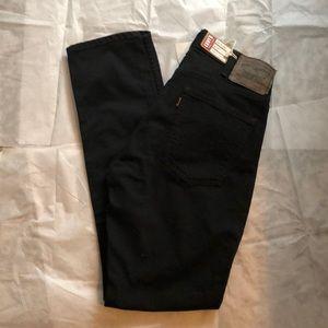 Levi's Vintage Women's Black Jeans